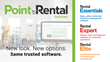 Point of Rental Software Reveals New Branding to Support Business Management Software Growth