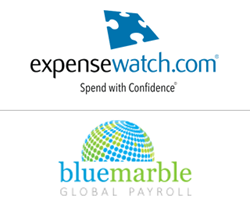 ExpenseWatch and Global Payfoll  form partnership.