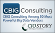 CBIG Consulting Listed Among 2015's Most Powerful Big Data Vendors