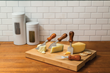 Rockler Adds Cheese Knives, Cheese Plane and Pizza/Pie Slice Server to Turning Kit Options