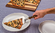 Pizza/Pie Slice Kit - one of three new turning kits from Rockler.
