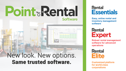 Point of Rental® Software is premier provider of award-winning rental and inventory management software for thousands of companies worldwide. As the leader in rental and inventory management, our products are designed to streamline your entire business. B