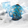 overstockArt.com Introduces New Line of Oil-on-Glass Ornaments