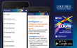 The new Oxford Learner's Thesaurus application for Android – find the right words to say exactly what you mean