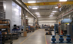 DFT® Inc. warehouse expansion