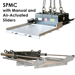 IMI's Suspended Magnetic Separators with Slider Plate Cleaning Option
