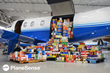 PlaneSense, Inc. Delivers Food Drive Cargo by PC-12 Aircraft