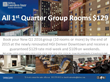 Hilton Garden Inn Denver Downtown Invites Groups and Businesses to Experience Denver in Winter With Special Group Promotion