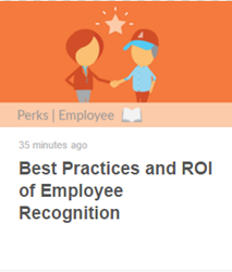 Ten Employee Recognition Best Practices