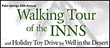 Walk of the Inns Boosts Holiday Home Interest