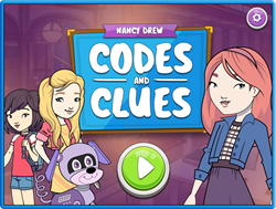 Nancy Drew Codes & Clues