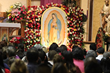CA Flower Mall Blooms 24/7 with Last Minute Our Lady of Guadalupe Buds