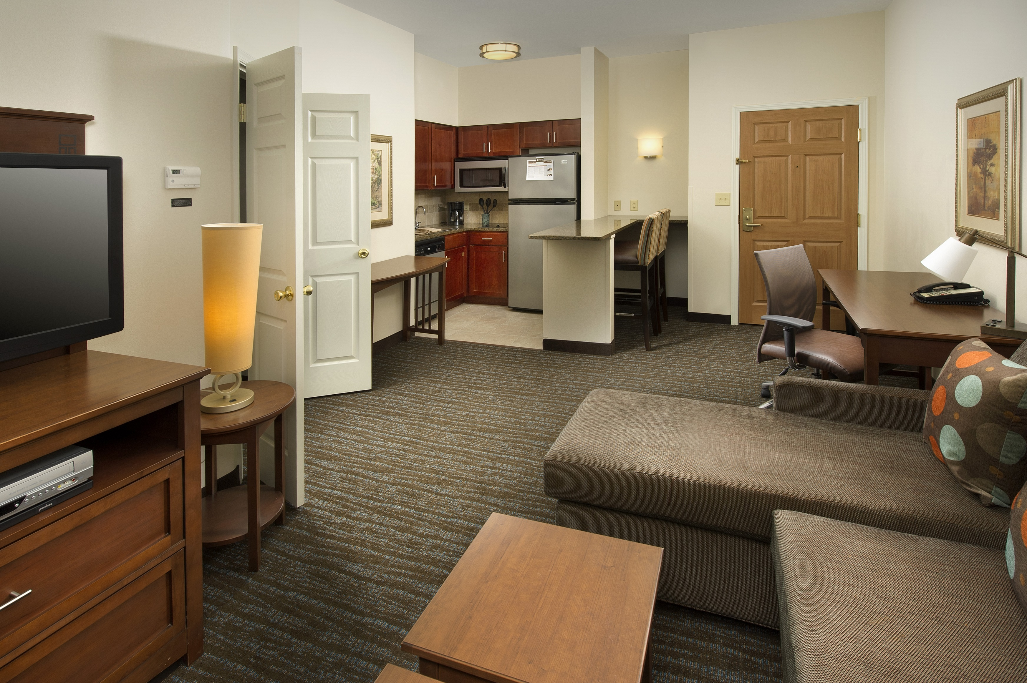 Full Renovations Complete At The Staybridge Suites
