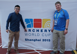 Cooperation Between Rugged Tech and World Archery federation