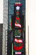 "World's Tallest Digitally-Animated Christmas Tree Spreads ""Season's Greetings"" Throughout Times Square on the Toshiba, TDK and Dunkin' Donuts Screens"