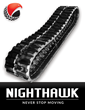 Nighthawk Dura-Core C Pattern Rubber Track