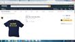 Work Kills Amazon T shirt screenshot