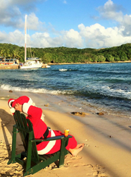 The Caribbean's most entertaining beach resort is offering travelers and wedding couples the gift of 30% savings in 2016 with its 12 Days of Christmas Sale, Dec. 14-25, 2015.