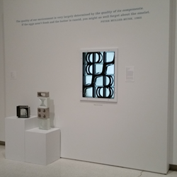 from to art pittsburgh glass block featured in exhibit at carnegie museum of art
