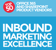 ENow recognized as a Thought Leader in the Office 365 space by Fifty Five and Five's 2015 Inbound Marketing Excellence Report
