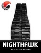 Nighthawk Dura-Core T Pattern Rubber Track