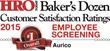 Aurico Repeats #1 Rank in HRO Today's Baker's Dozen