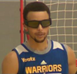 Sensory Performance Technology Recently Introduced the Eclipse Strobe Glasses to Steph Curry