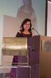 Belinda-Keiser-speaking-at-Keiser-University-fundraiser-for-Cystic-Fibrosis