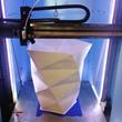 The Atlas printing a 2 foot tall vase