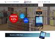WorksPR client website AmericanMerchant.com