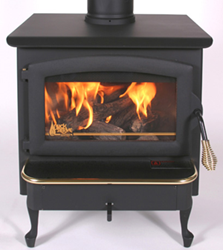 Columbus wood stoves provide quality heat for the holidays