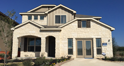 Lennar San Antonio Northeast Crossing Summit model home