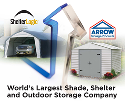 ShelterLogic Acquisition of Arrow Sheds Announced