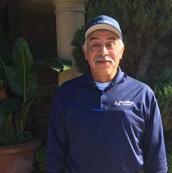 John Perez Cosntruction Supervisor McCaffrey Homes Fresno California