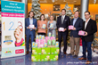 WeBuyExcess LLC Celebrates the Holidays by Donating Toys and First Aid Kits to Bristol-Myers Squibb Children's Hospital in Association with Adams Buchan & Palo Law Firm.