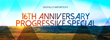 Digitally Imported Electronic Music Radio Hosts 16th Anniversary Progressive Special December 11-14, 2015