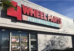 4 Wheel Parts Fuel wheels MagnaFlow Exhaust Pro Comp shocks