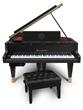 Bösendorfer Oscar Peterson Signature Edition Piano Brings Jazz Icon's Performances Back to Life