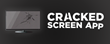 Cracked Screen App Logo for Apple TV
