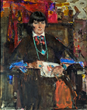 The Harwood Museum of Art Announces First Ever Traveling Exhibition Mabel Dodge Luhan & Company: American Moderns and the West Opening in Taos