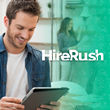 HireRush Integrates Stripe: Now Contractors Can Issue Invoices and Receive Credit Card Payments Right Away