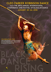 Black Dance Rising: 28th Annual International Dance Conference and Festival