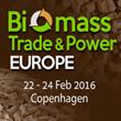 Key Panel Discussions Define CMT's 2016 Biomass Trade & Power Europe on 22-24 Feb, in Copenhagen