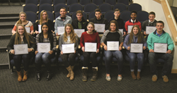 Lexington Christian Academy student-athletes receive EIL Honors