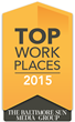 CARCHEX Named Baltimore Sun Top Workplace for Fifth Consecutive Year