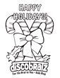 New Holiday Coloring Page Now Available from DiscoBratz