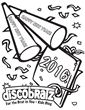 3…2…1 Ring in 2016 with a New DiscoBratz Coloring Page