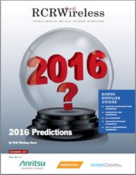 2016 Predictions 5G VoLTE