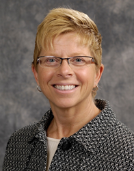Connie Ludwin, Director of Operations for Taft and Partners