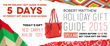Robert Matthew Fashion Releases Daily Discounts and 2015 Holiday Gift Guide